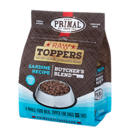 PRIMAL Butcher Blend Topper Sardine 2#