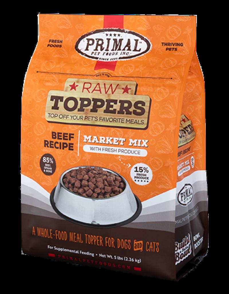 PRIMAL Market Mix Beef 5#