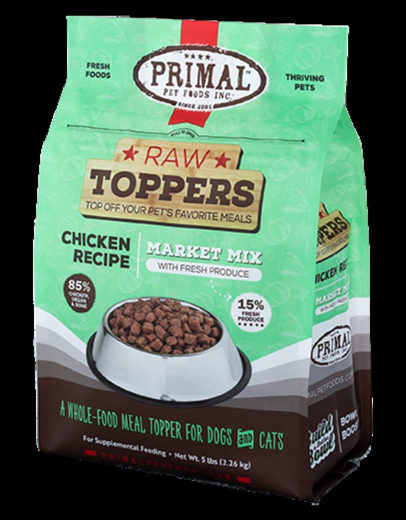 PRIMAL Market Mix Chicken 5#