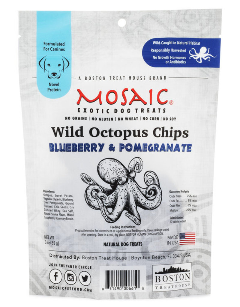 MOSAIC OCTOPUS CHIPS BLUEBERRY