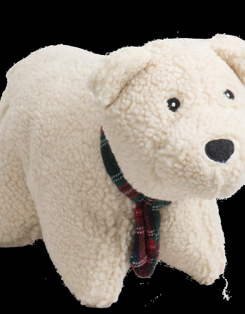 HUGGLEHOUNDS Squooshie Polar Bear
