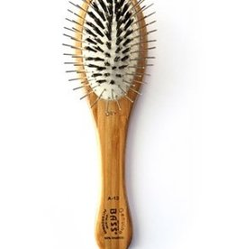 BASS BRUSH BAMBOO HYBRID GROOMER SMALL