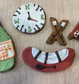 LEAPS & BONES Camping biscuit collection
