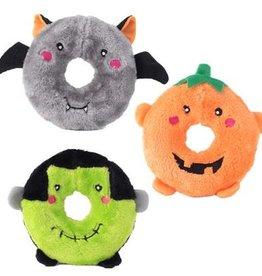 ZIPPY PAWS Halloween Donut Toys