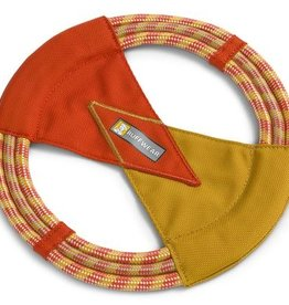 RUFF WEAR Pacific Ring Toy Sockeye Red