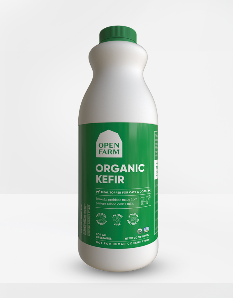 OPEN FARM COW MILK KEFIR
