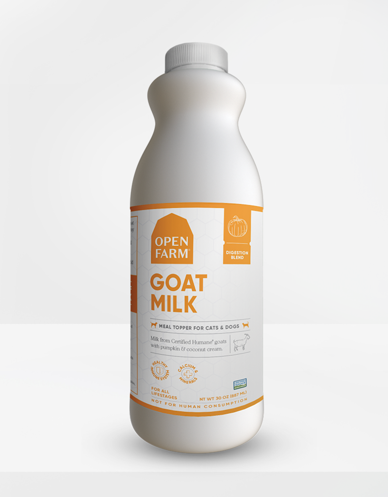 OPEN FARM GOAT MILK DIGESTION 30OZ