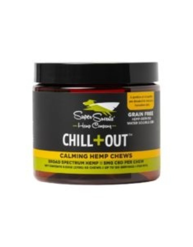 SUPER SNOUTS CHILL OUT
