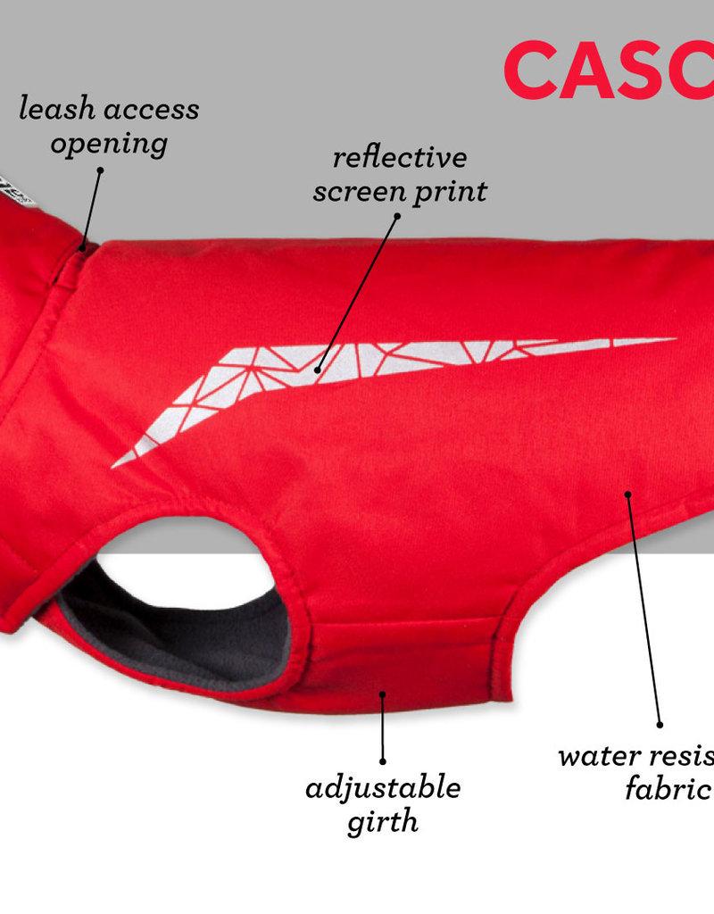 RC PET Cascade Coat