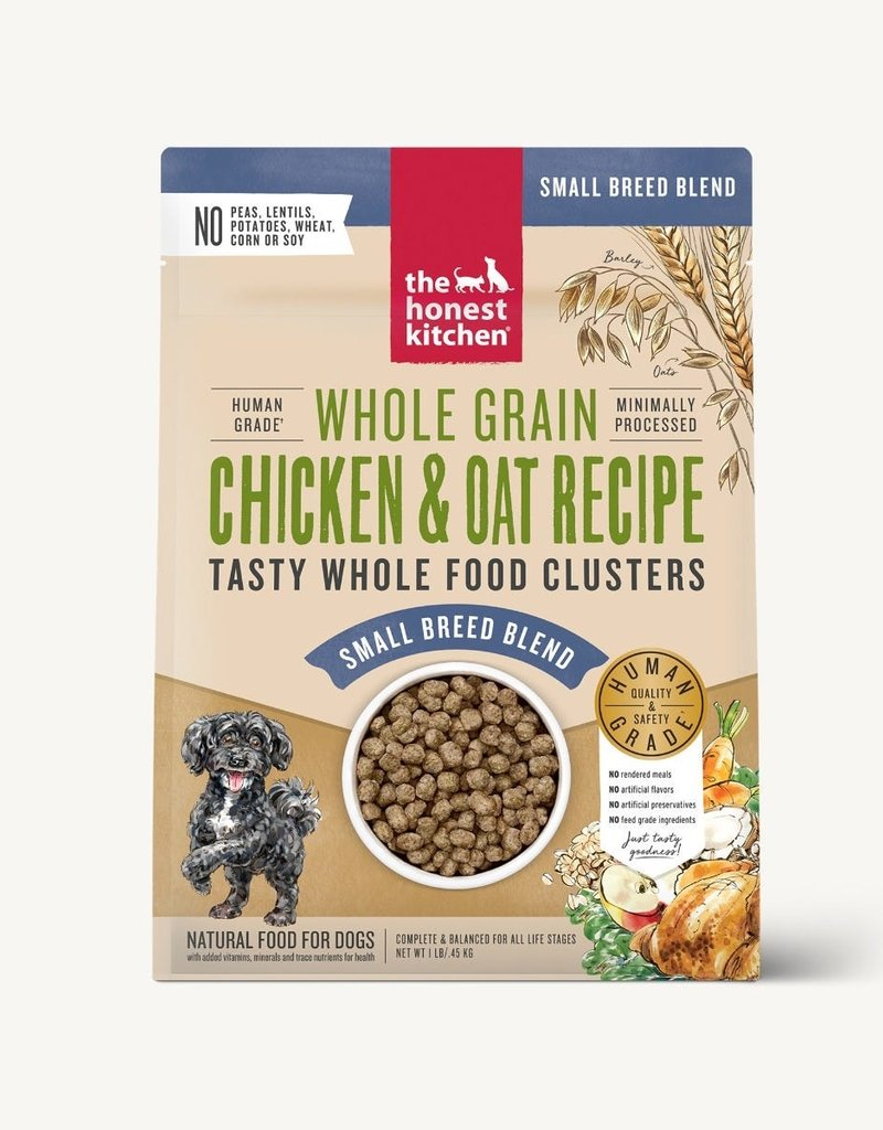 HONEST KITCHEN Whole Grain Small Breed Clusters