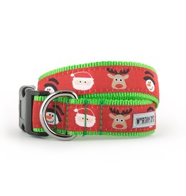 THE WORTHY DOG Holiday Christmas Collars