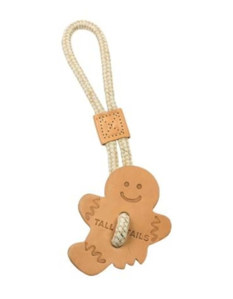 TALL TAILS Gingerbread Tug 13""