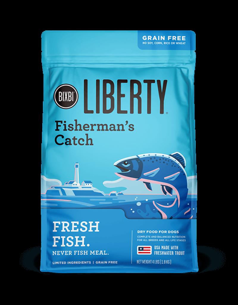 BIXBI LIBERTY FISHERMAN'S CATCH