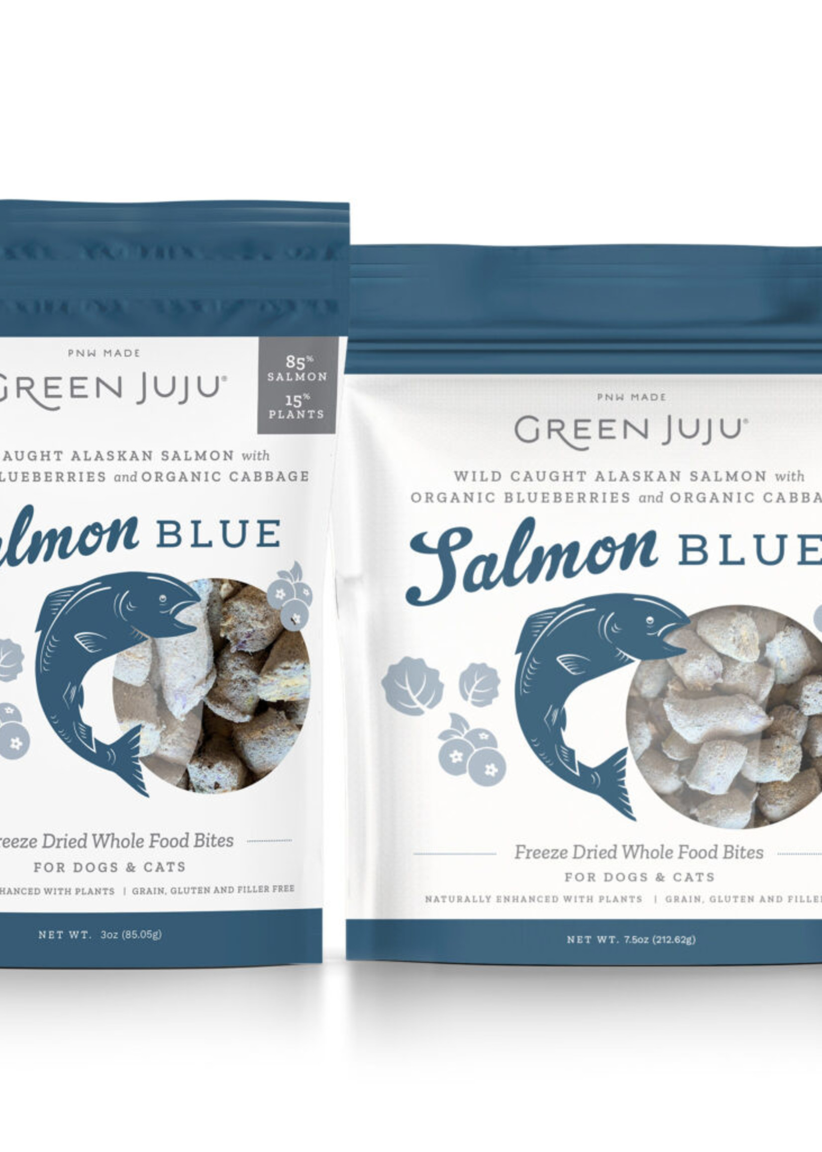 GREEN JUJU Salmon Freeze-dried Bites