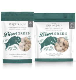 GREEN JUJU Bison Freeze-dried Bites