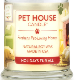 ONE FUR ALL CANDLE HOLIDAYS FUR ALL
