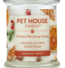 ONE FUR ALL CANDLE ORANGE SPICE