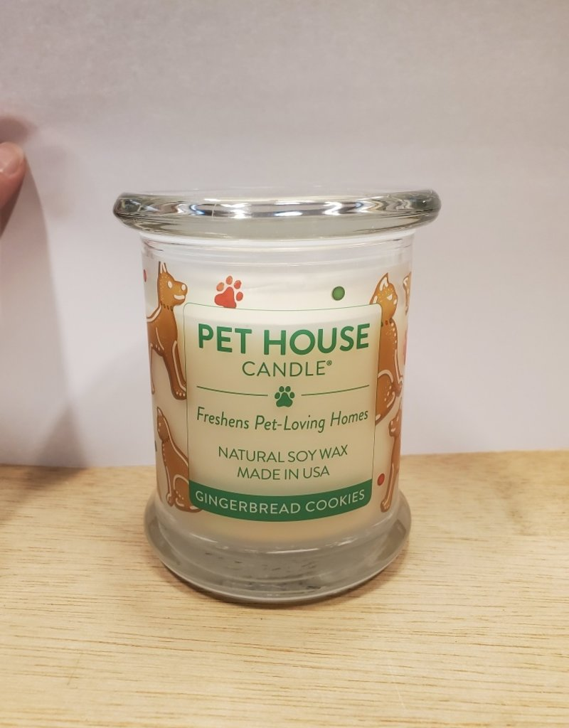 ONE FUR ALL CANDLE GINGERBREAD COOKIE