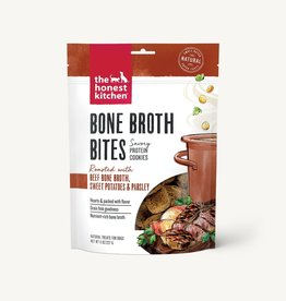 HONEST KITCHEN BONE BROTH BEEF TREATS 8OZ