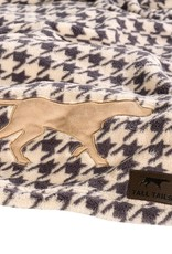"""TALL TAILS Tall Tails Blanket Houndstooth 30""""X40"""""""