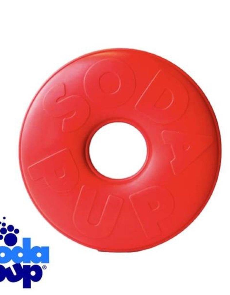 SODAPUP Sodapup Lifesaver Red Large