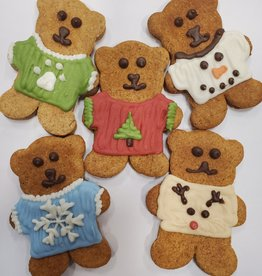 LEAPS & BONES Ugly Sweater Bear Biscuits