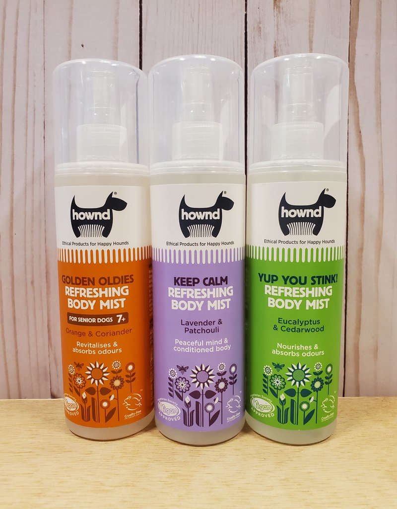 Hownd Hemp Body Mist