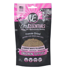 VITAL ESSENTIALS TOPPERS CHICKEN