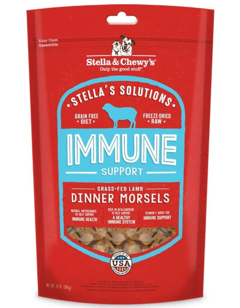 STELLA & CHEWY'S Freeze-Dried Immune Supplement