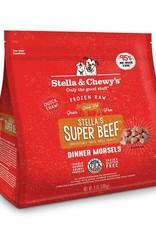 STELLA & CHEWY'S frozen beef morsel 4#