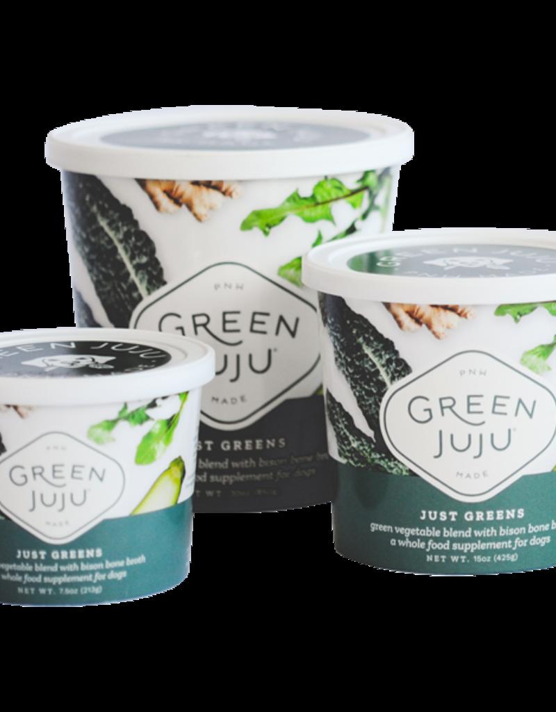 GREEN JUJU Just Greans