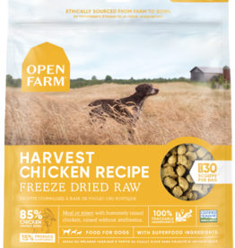OPEN FARM Freeze Dried Chicken
