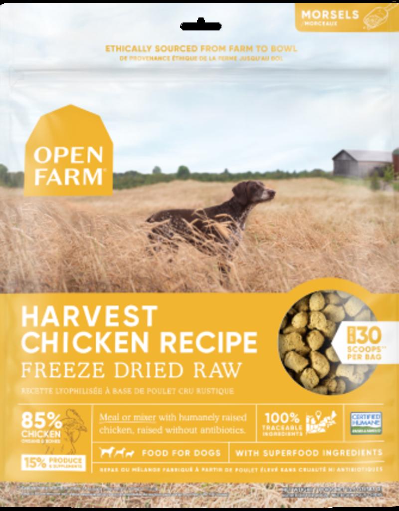 OPEN FARM Freeze Dried Chicken