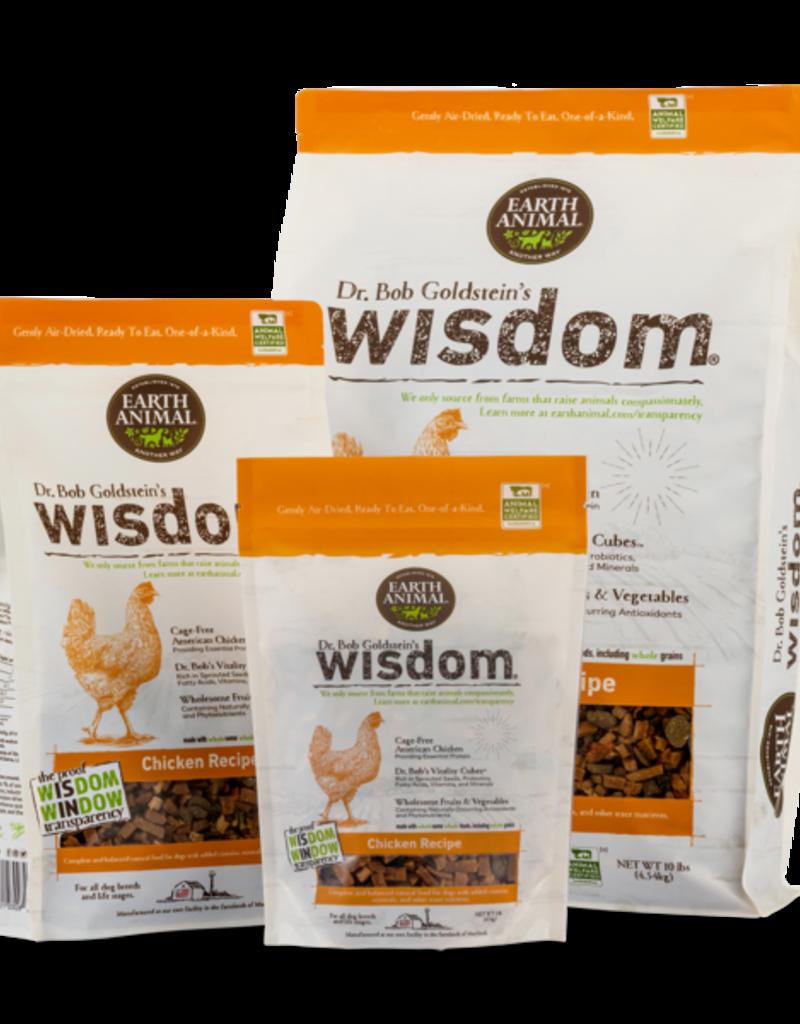 EARTH ANIMAL Wisdom Chicken Recipe