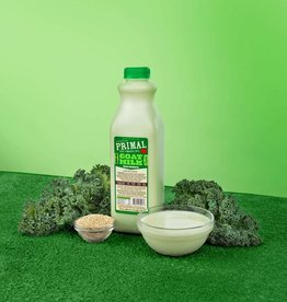 PRIMAL Goat Milk Plus 32oz Green Goodness