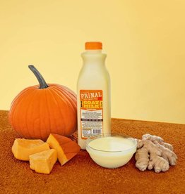 PRIMAL Goat Milk Plus 32oz Pumpkin Spice