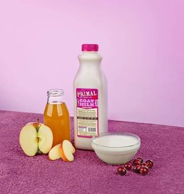 PRIMAL Goat Milk Plus 32oz Cranberry Blast