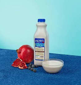 PRIMAL Goat Milk Plus 32oz Blueberry Pom Burst