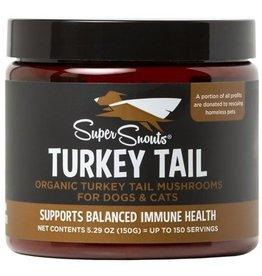 SUPER SNOUTS Turkey Tail Mushroom