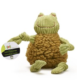 HUGGLEHOUNDS Flufferknots Frog