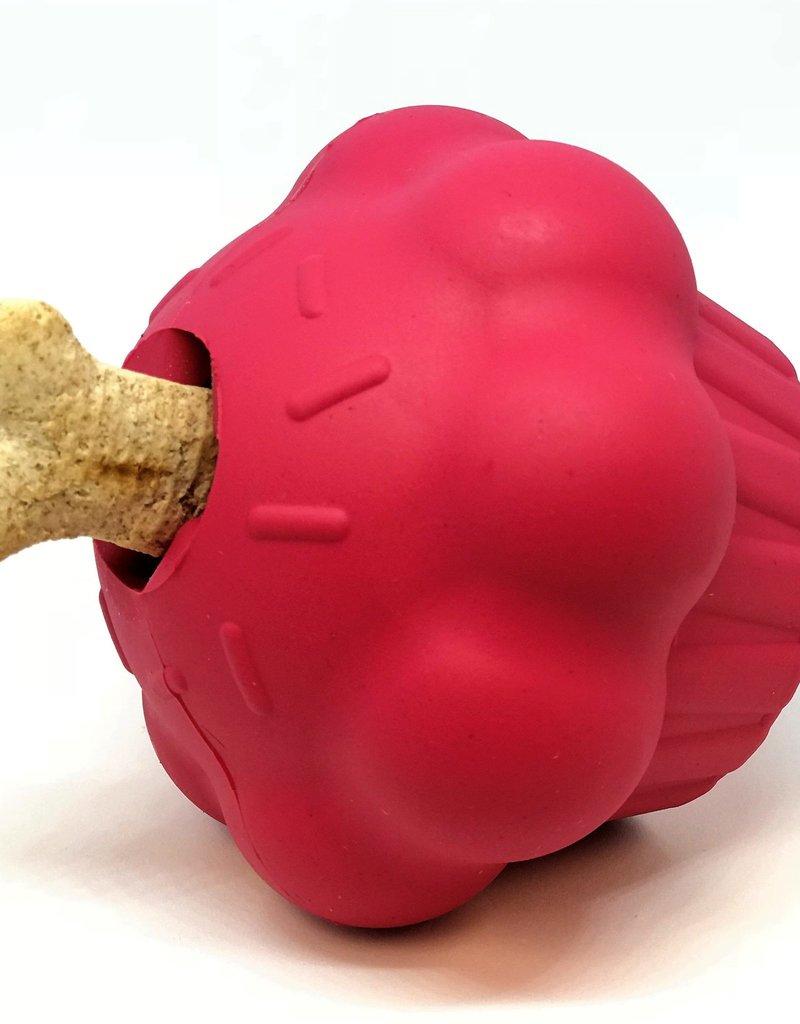SODAPUP Treat dispenser Cupcake Toy