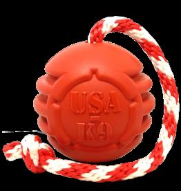 SODAPUP Red Stars Stripes Reward Tug