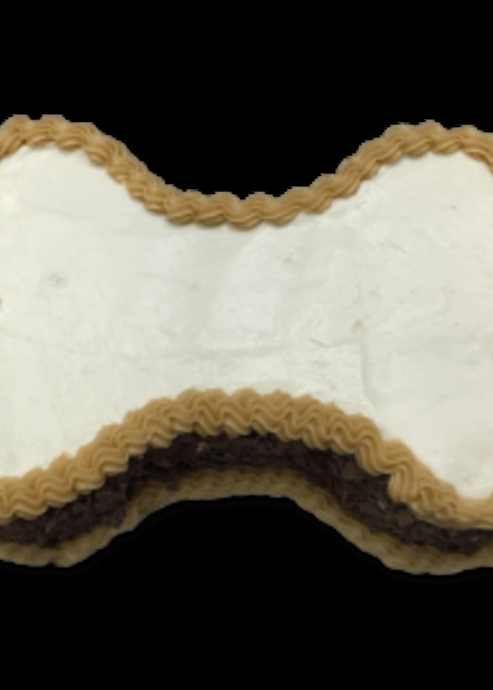 LEAPS & BONES Peanut Butter Crunch Cake