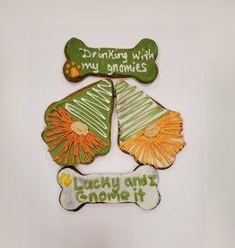 LEAPS & BONES St Patricks Day Biscuit