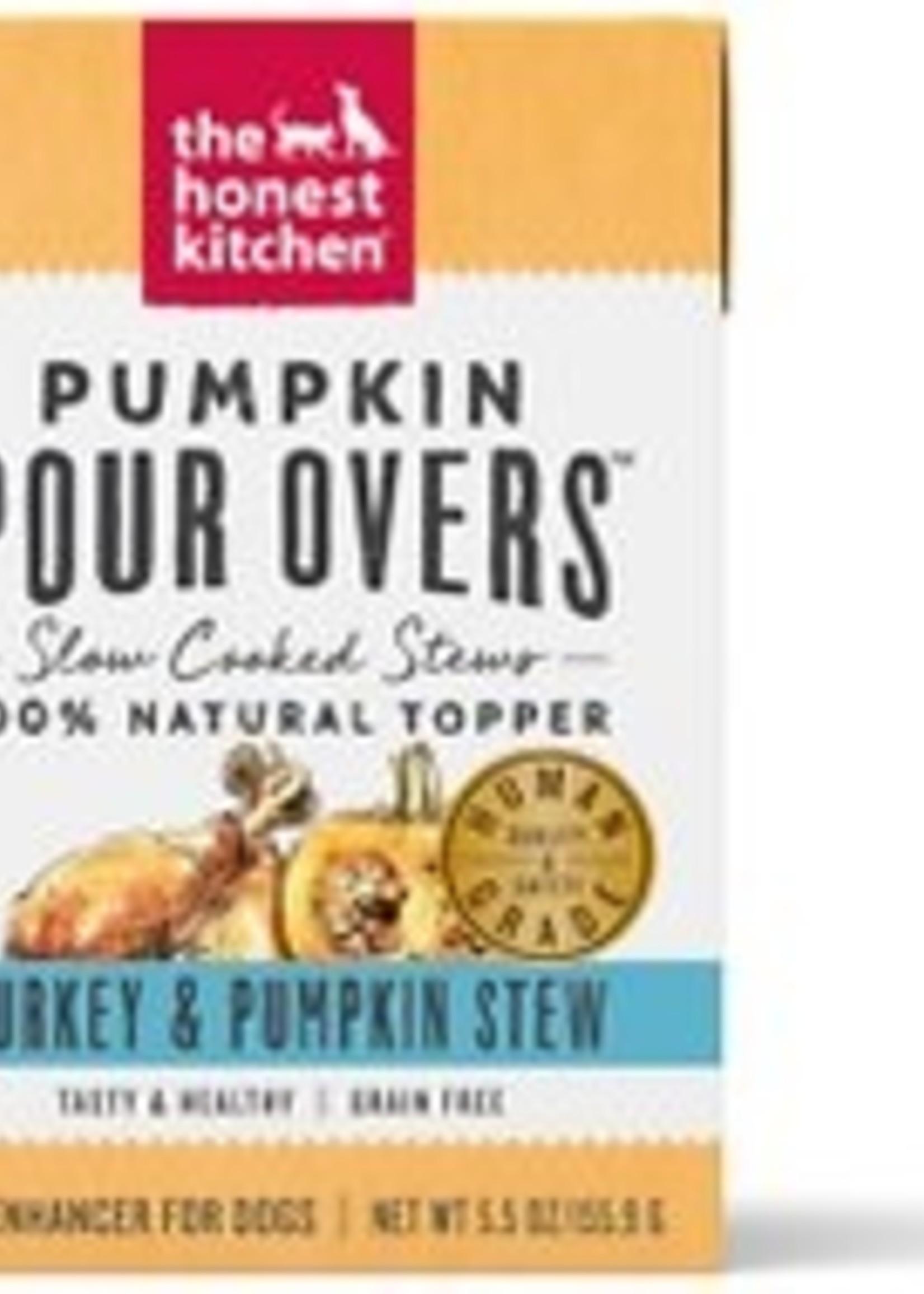 HONEST KITCHEN Pour Over Pumpkin