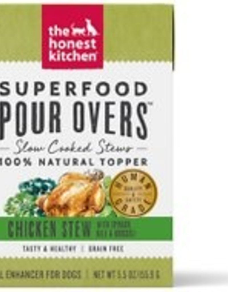 HONEST KITCHEN Pour Over Superfood