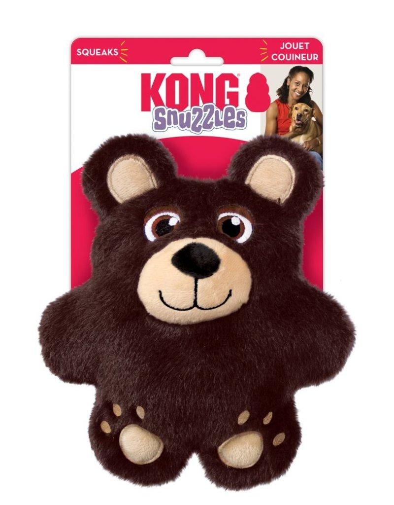 Kong Snuzzles Bear Med