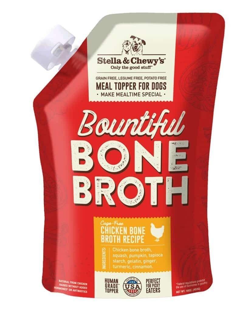 Stella & Chewys Bountiful Bone Broth 16oz