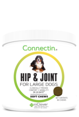 INCLOVER Connectin Large Dog Chews 80 count