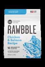 BIXBI Rawbble Freeze-Dried Salmon & Chicken